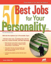 50 Best Jobs for Your Personality (50 Best Jobs for Your Personality) (3RD)