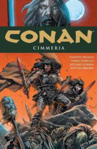 Conan : Cimmeria (Conan (Graphic Novels))