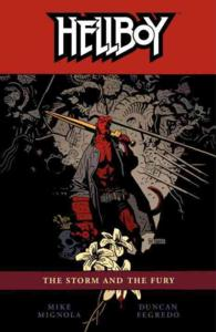 Hellboy 12 : The Storm and the Fury (Hellboy (Graphic Novels))
