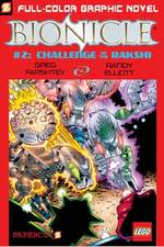 Bionicle 2 : Challenge of the Rahkshi (Bionicle)