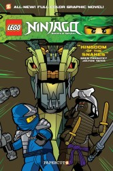 Ninjago 5 : Kingdom of the Snakes (Ninjago)