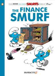 Smurf 18 : The Finance Smurf (Smurfs)
