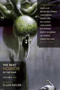 The Best Horror of the Year (Best Horror of the Year)