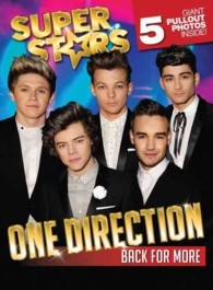 Superstars! ONE DIRECTION : Back for More