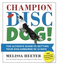 �N���b�N����ƁuChampion Disc Dog! : Turn Your Pet into a World-class Champion�v�̏ڍ׏��y�[�W�ֈړ����܂�