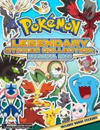 Pokmon Legendary Sticker Collection : Regional Pass (CSM STK)