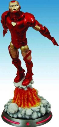 Iron Man Action Figure (Marvel Select) (TOY SPL CO)