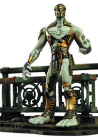 Marvel Select Avengers Chitauri Footsoldier Action Figure (TOY)
