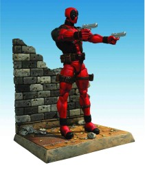 Marvel Select Deadpool Action Figure (ACF BOX TO)