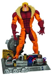 Marvel Select Sabretooth Action Figure (BOX TOY)