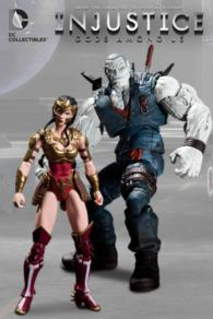 Injustice Wonder Woman Vs Solomon Grundy Action Figure 2-Pack (TOY)
