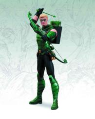 Dc Comics New 52 Green Arrow Action Figure (TOY)