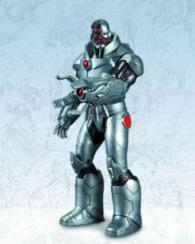 Justice League Cyborg Action Figure (TOY)