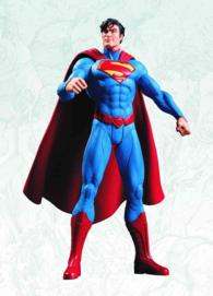 Justice League Superman Action Figure (TOY)