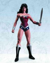 Justice League Wonder Woman Action Figure (BOX TOY)