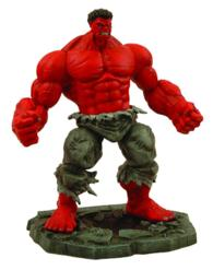 Marvel Select Red Hulk Action Figure (TOY SPL CO)