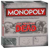 Monopoly the Walking Dead Survival Edition (BRDGM)