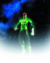 Dc New 52 Green Lantern Action Figure (ACF TOY)