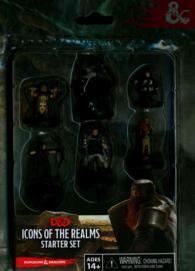 Dungeons & Dragons Miniatures Heroes Starter Set (BRDGM)