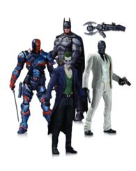 Batman Arkham Origins Action Figure 4 Pack (ACF TOY)