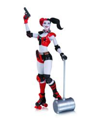 Dc New 52 Harley Quinn Action Figure (Dc New 52) (ACF TOY)