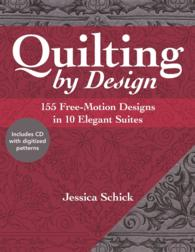 Quilting by Design : 155 Free-Motion Designs in 10 Elegant Suites (PAP/CDR)