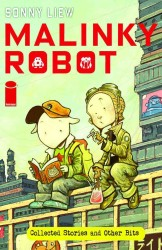 Malinky Robot : Collected Stories & Other Bits