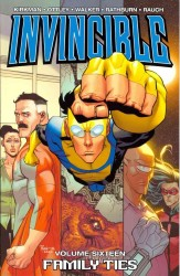 Invincible 16 : Family Ties (Invincible)