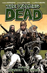 The Walking Dead 19 : March to War (Walking Dead)