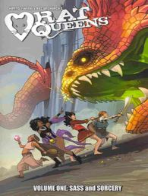 Rat Queens 1 : Sass & Sorcery (Rat Queens)