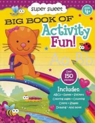 Super Sweet Big Book of Activity Fun! (Big Book of Activity Fun)