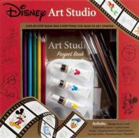 Disney Art Studio : Step-by-Step Book and Everything You Need to Get Started (ACT BOX NO)