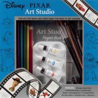 Disney-Pixar Art Studio : Step-by-Step Book and Everything You Need to Get Started (BOX NOV PC)
