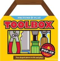 Toolbox (Pretend & Play) (POP BRDBK)