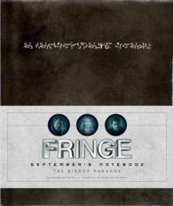 Fringe : September's Notebook
