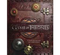 Game of Thrones : A Pop-up Guide to Westeros (INA POP)