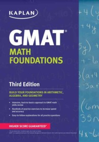 Kaplan GMAT Math Foundations (Kaplan Gmat Math Foundations) (3RD)