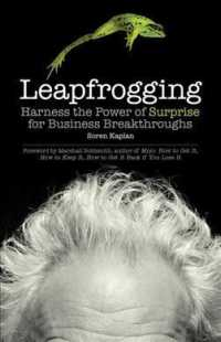 Leapfrogging : Harness the Power of Surprise for Business Breakthroughs