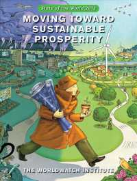 State of the World 2012 : Moving toward Sustainable Prosperity (State of the World)