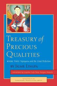 Treasury of Precious Qualities : Vajrayana and the Great Perfection