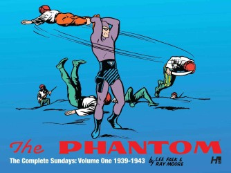 The Phantom : The Complete Sundays: 1939-1943 (The Phantom)
