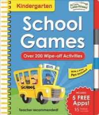 Let's Leap Ahead Kindergarten School Games (Let's Leap Ahead) (ACT PEN SP)