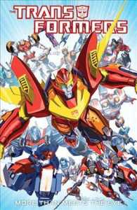 The Transformers: More than Meets the Eye 1 (Transformers)
