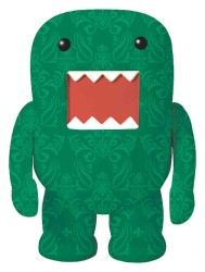 Domo Vinyl Figure Green Filigree (BOX COL LT)