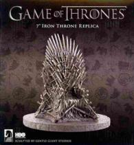 Game of Thrones: Iron Throne 7' Replica : Iron Throne 7' Replica