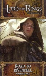 The Lord of the Rings the Card Game : Road to Rivendell Adventure Pack (Living Card Games) (GMC CRDS)