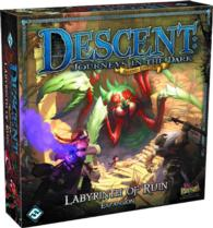Descent : Labyrinth of Ruin Expansion (Descent) (2 BRDGM)