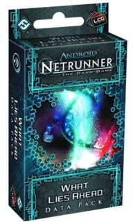 Android Netrunner Lcg : What Lies Ahead Data Pack (Android Netrunner Lcg) (GMC CRDS)