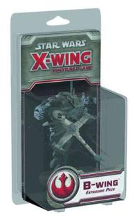 Star Wars X-wing : B-wing Expansion Pack (Star Wars X-wing Miniatures Game) (BRDGM)
