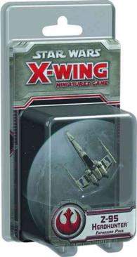 Star Wars X-wing : Z-95 Headhunter Expansion Pack (Star Wars X-wing) (BRDGM)